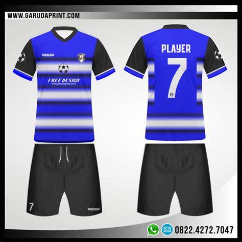 harga desain baju futsal desain baju futsal 74 light blue garuda print garuda