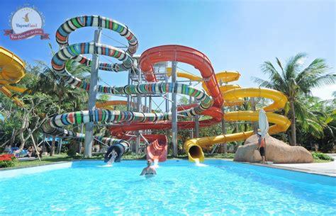 theme park vietnam vinpearl amusement park in nha trang guide vietnam