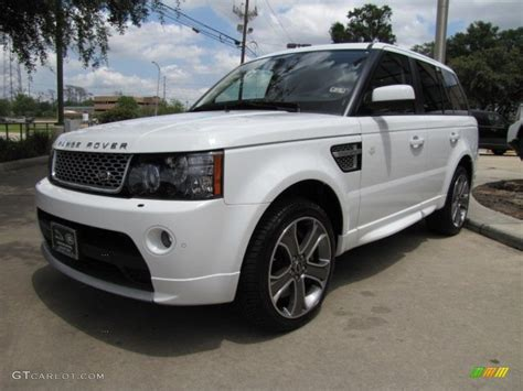 land rover autobiography white range rover white 2012 www pixshark com images