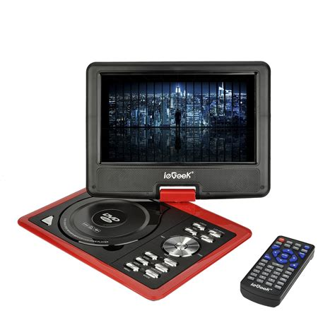 Auto Dvd Player 9 Zoll by Tragbarer 9 Quot Zoll Dvd Player Auto Usb Cd Sd Portable Lcd