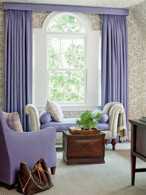 vorhange schlafzimmer pastell 50 gardinen in lila hauchd 252 nne stoffe und feminines flair