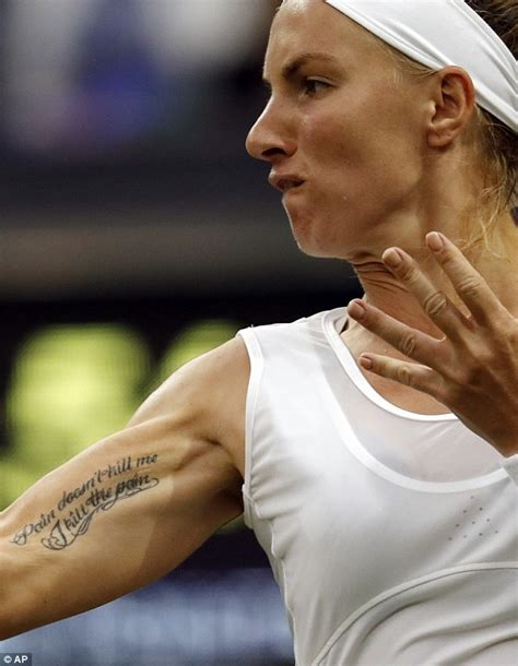 kuznetsova tattoos muscling in it s the tattooed of sw19 daily mail