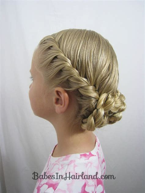 pin  pageant hair