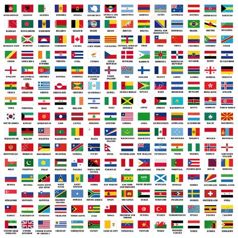 flags of the world pictures with names images flags of the world with names for kids wallpaper
