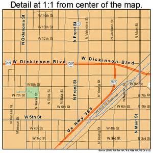 fort stockton map 4826808