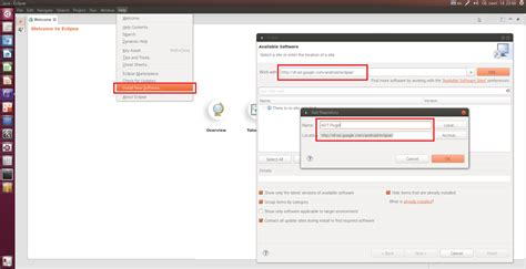 install android sdk ubuntu заметки обо всём установка eclipse 4 3 и android sdk в ubuntu 13 04