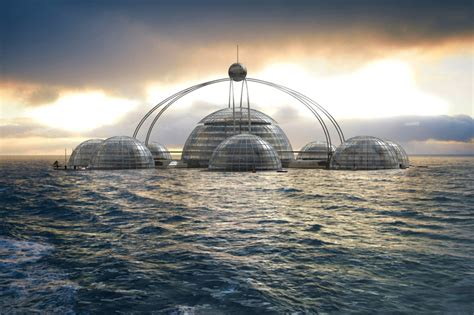 sub biosphere 2 is a self sustainable underwater habitat