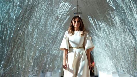 bright house christmas music channel melania trump is planning a bizarre gothic christmas at the white house this year