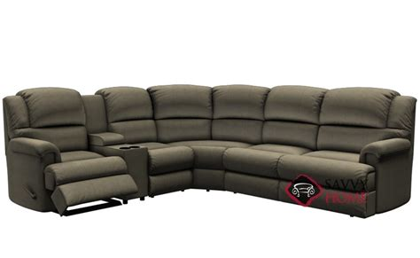 Large Reclining Sectional by Harlow By Palliser Fabric True Sectional By Palliser Is