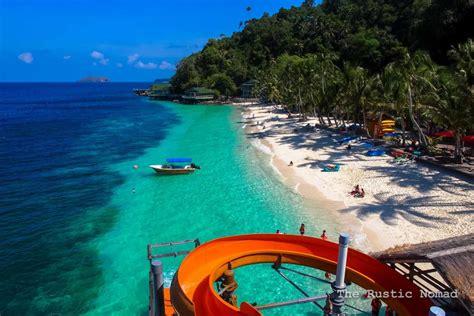 rawa island a tropical paradise near singapore