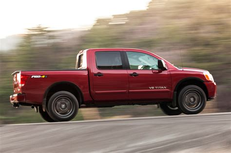 2014 Nissan Titan Reviews And Rating Motor Trend