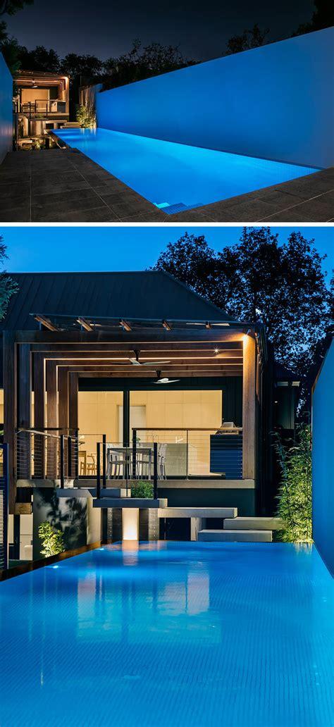 house extension   modern pergola  leads