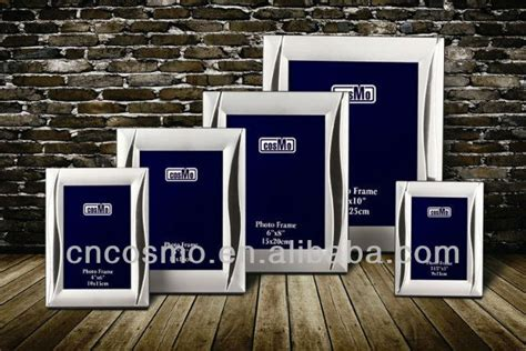 Foto 4r 3r 4r 5r 6r 8r size aluminum picture frames view aluminum