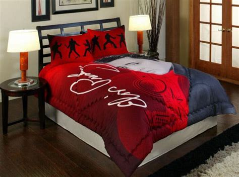 elvis presley bed set queen size celine pinterest