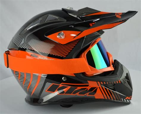 Helm Ktm 2016 new arrival ktm orange racing motorcycle helmet with