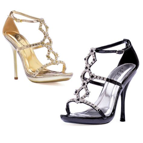 rhinestones high heels high heel sandal rhinestones jewels black gold metallic