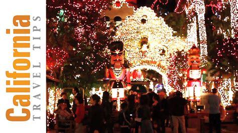 christmas light show mission inn festival of lights