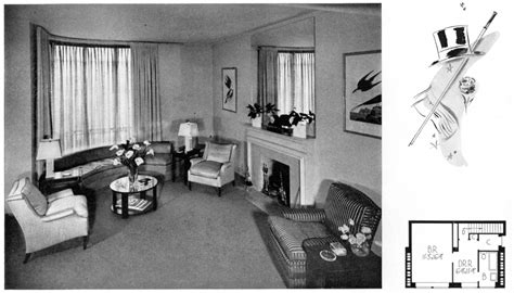 1930s home interiors the it s all about men and interior design