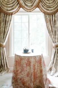 Photos of swag curtains