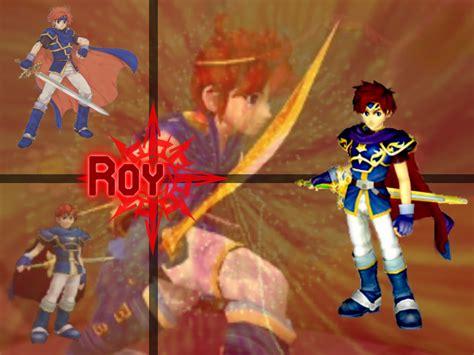 Roy Emblem Wallpaper