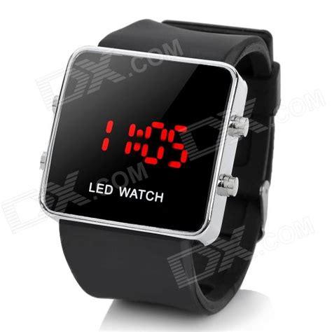 stylish digital led wrist black 1 bi2025 free