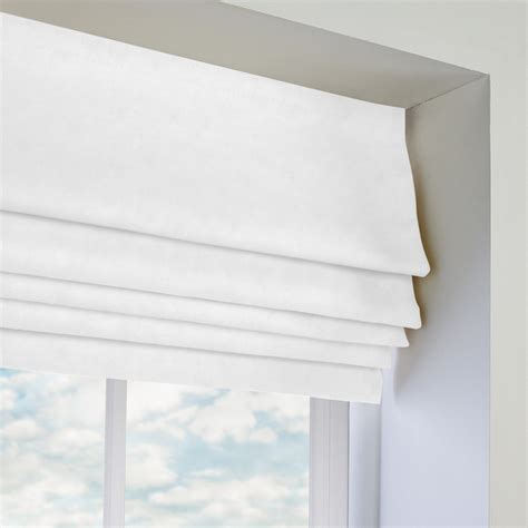 White Blinds Ambassador Faux Suede Blind In White Quality Made