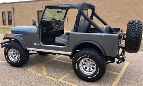 1981 jeep renegade 1981 jeep cj7 renegade for sale jeep cj 1981 for sale in