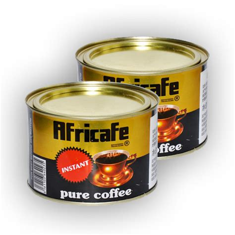 3 Tin Gift Set Best Of Sumatran Coffee Package africafe instant coffee tins 100gm afri tea and coffee blenders 1963 ltd