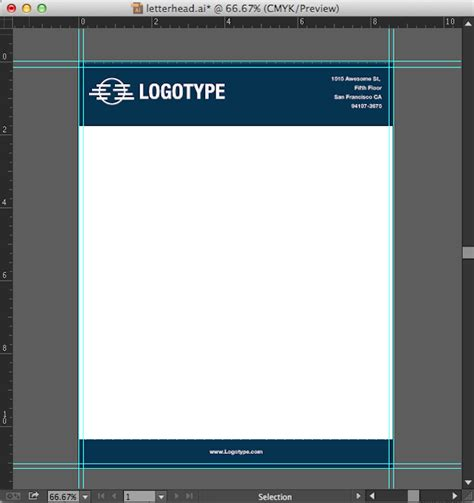 create a template convert your design into a microsoft word letterhead