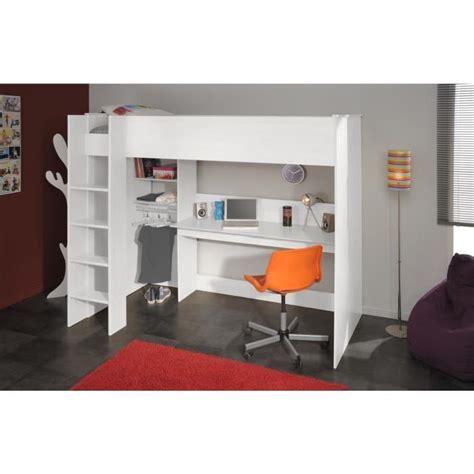 lit mezzanine avec bureau enfant dave lit sur 233 lev 233 enfant avec sommier bureau et