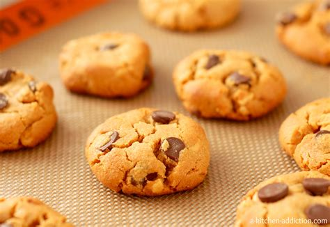 Cookies Kitchen by Peanut Butter Chocolate Chip Cookies Recipe Dishmaps