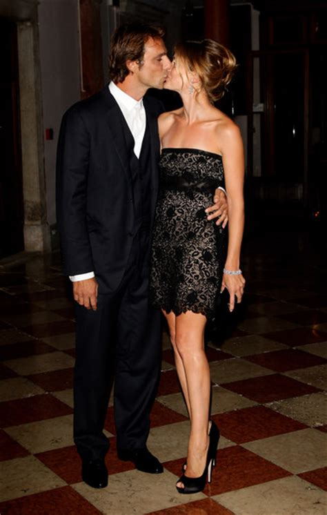vittoria puccini and her husband alessandro preziosi photos photos uomo vogue celebrates