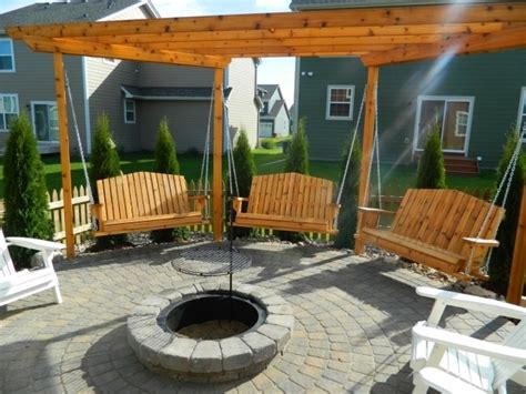 porch swing pit porch swing pit pit ideas