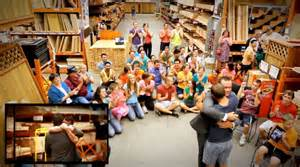 home depot greece uses flashmob at home depot to propose to his
