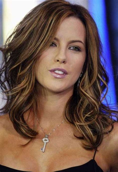 kate beckinsale hair color hair with highlights the best
