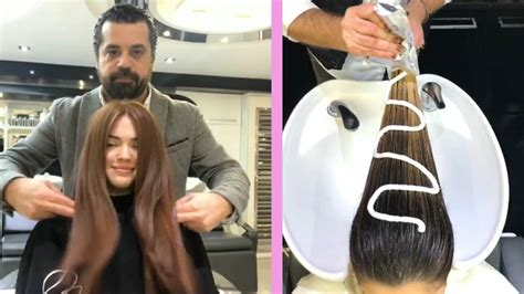 Hair Dresser Dubai by Hair Color Transformation By Mounir 6 New Hair