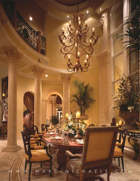 Mansion Dining Room by Dining Room Home Ideas Pinterest