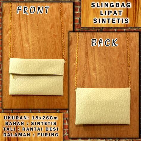 Harga Tikar Lipat 2016 slingbag kulit sintetis murah mulai dari harga 23 000