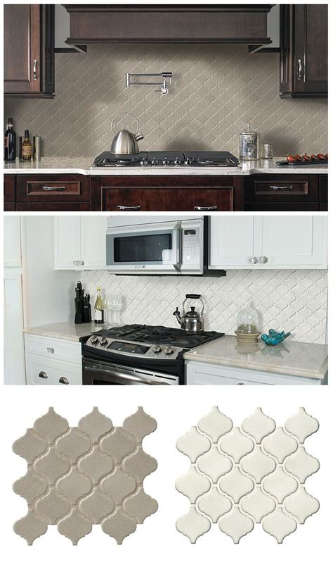 home depot backsplash kitchen the 25 best arabesque tile backsplash ideas on