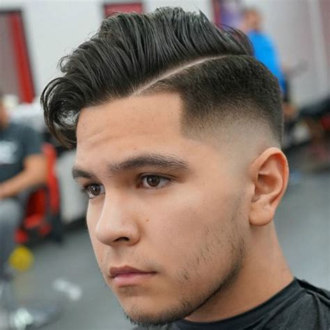 skin fade comb over hairstyle 27 comb over hairstyles for men
