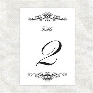 table numbers template for weddings discover and save creative ideas