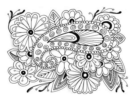 Free Downloadable Coloring Pages For Adults Image 13