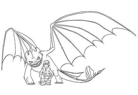 coloring pages of toothless dragon free coloring pages of toothless and hiccup