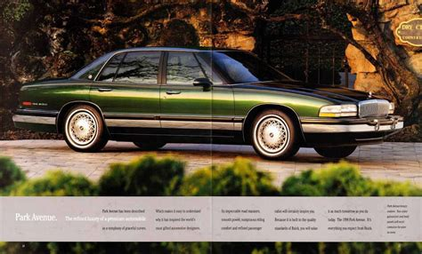 how things work cars 1994 buick park avenue instrument cluster 1994 buick park avenue information and photos momentcar