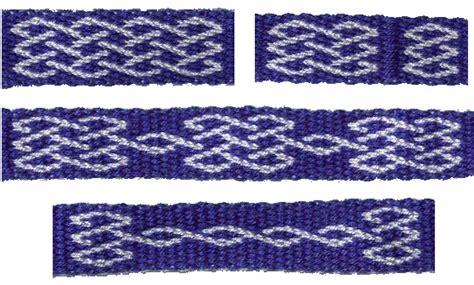 Tablet Weaving Card Template by Gtt Patterns Standard Doubleface