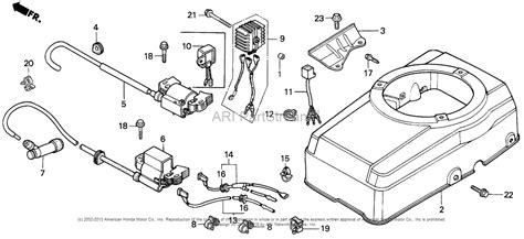 wiring diagram for honda gxv390 battery for honda wiring