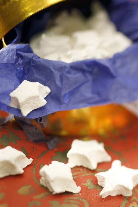 marshmello stars recipe cinnamon marshmallow stars california cookbook