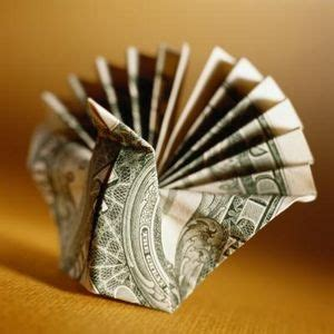 Shaped Dollar Bill Origami - the world s catalog of ideas