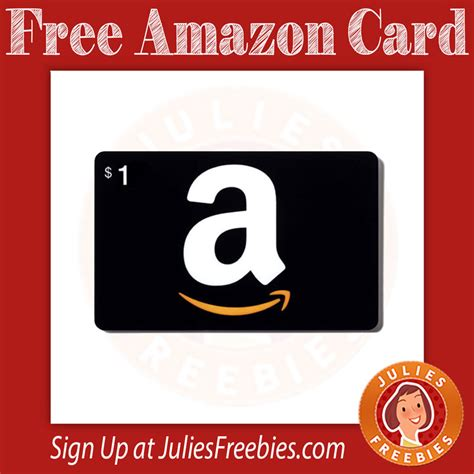 Can You Buy Gift Cards With Amazon Gift Cards - free 1 amazon gift card julie s freebies