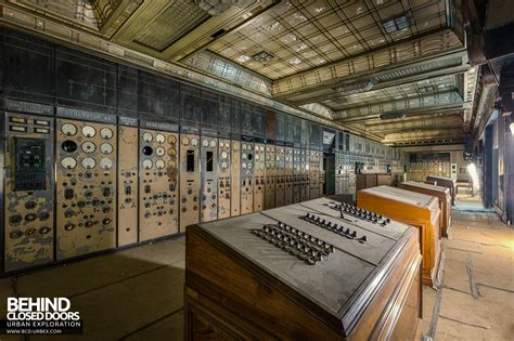 station room battersea power station uk 187 urbex closed doors exploring abandoned
